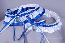 Los Angeles Dodgers Classic Wedding Garter Set