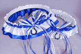 Indianapolis Colts Classic Wedding Garter Set