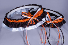 Cincinnati Bengals Wedding Garter Set