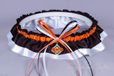 Baltimore Orioles Wedding Garter
