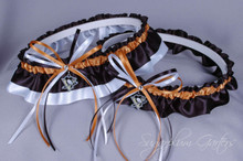 Pittsburgh Penguins Classic Wedding Garter Set