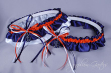 Detroit Tigers Classic Wedding Garter Set