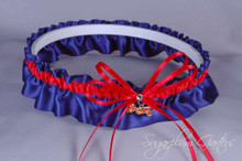 Atlanta Braves Wedding Garter