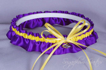 Baltimore Ravens Wedding Garter