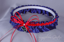 Houston Texans Wedding Garter