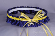 Los Angeles Chargers Wedding Garter