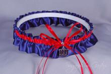 New York Giants Wedding Garter
