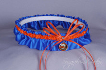 New York Islanders Wedding Garter