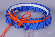 New York Mets Wedding Garter