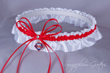 Philadelphia Phillies Wedding Garter