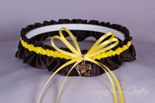 Pittsburgh Pirates Wedding Garter