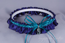 Seattle Mariners Wedding Garter