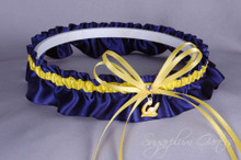 University of California, Berkeley Golden Bears Wedding Garter