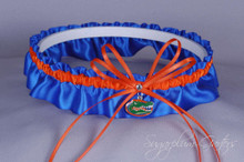 University of Florida Gators Wedding Garter
