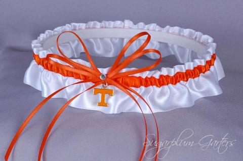University of Tennessee Volunteers Wedding Garter