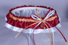 Arizona State University Sun Devils Classic Wedding Garter