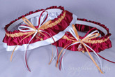 Arizona State University Sun Devils Classic Wedding Garter Set