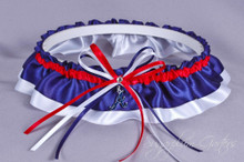 Atlanta Braves Classic Wedding Garter