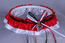 Atlanta Falcons Classic Wedding Garter