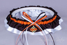 Baltimore Orioles Classic Wedding Garter