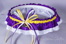 Baltimore Ravens Classic Wedding Garter