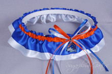 Boise State University Broncos Classic Wedding Garter