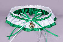Boston Celtics Classic Wedding Garter