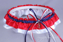 Boston Red Sox Classic Wedding Garter