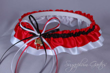 Chicago Bulls Classic Wedding Garter