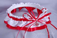 Cincinnati Reds Classic Wedding Garter