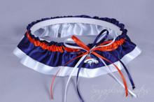 Denver Broncos Classic Wedding Garter