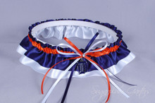 Detroit Tigers Classic Wedding Garter