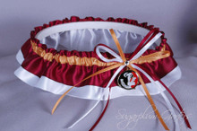 Florida State University Seminoles Classic Wedding Garter