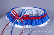 Gonzaga University Bulldogs Classic Wedding Garter