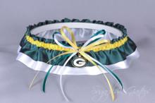 Green Bay Packers Classic Wedding Garter