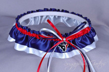 Houston Texans Classic Wedding Garter