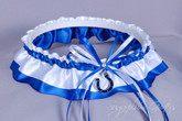 Indianapolis Colts Classic Wedding Garter