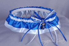 Kansas City Royals Classic Wedding Garter