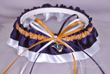 Los Angeles Rams Classic Wedding Garter