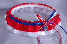 New York Rangers Classic Wedding Garter