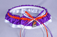 Phoenix Suns Classic Wedding Garter