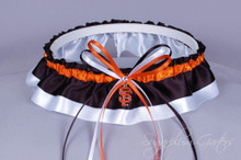 San Francisco Giants Classic Wedding Garter