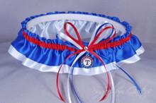 Texas Rangers Classic Wedding Garter