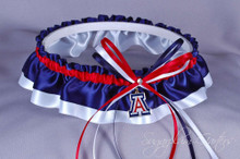 University of Arizona Wildcats Classic Wedding Garter