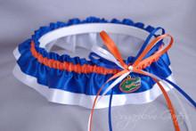 University of Florida Gators Classic Wedding Garter