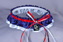 Washington Nationals Classic Wedding Garter