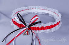 Arizona Diamondbacks Lace Wedding Garter