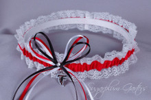 Atlanta Falcons Lace Wedding Garter