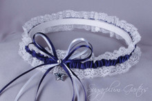 Dallas Cowboys Lace Wedding Garter