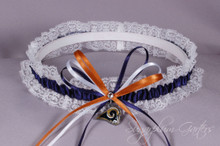 Los Angeles Rams Lace Wedding Garter